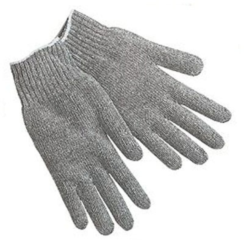 PIP Gray Knit String Glove