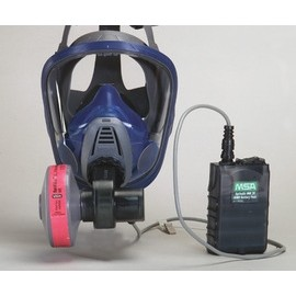 MSA OptimAir® TL Full Face Respirator 10023886 PAPR