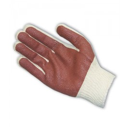 Seamless Knit with Nitrile Palm Coating Glove