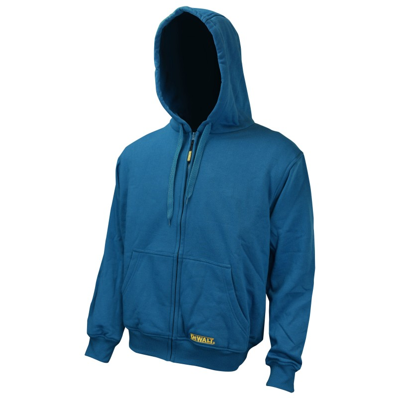 Dewalt  Heated Blue Fleece Jacket Blue Color  - 1 / Box