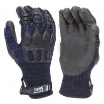 Armor Guys Taeki5 Work Glove Blue Color - 12 Pairs