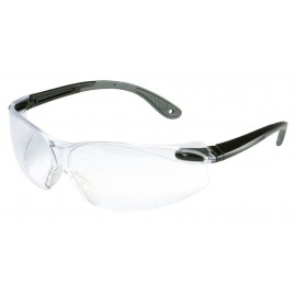 3M™ Virtua™ V4 Protective Eyewear 11674-00000-20 I/O Mirror Lens, Black/Gray Temple 20 EA/Case