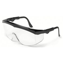 MCR Crews Tomahawk Safety Glasses Clear Anti-Fog Lens 1/DZ