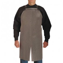 Honeywell Stainless Steel Mesh Apron - Split Leg