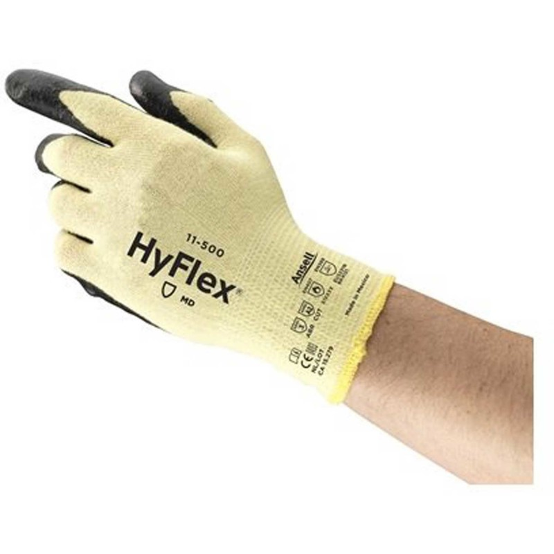 Ansell HyFlex® 11-500 Light Duty Work Glove 1 (PR)