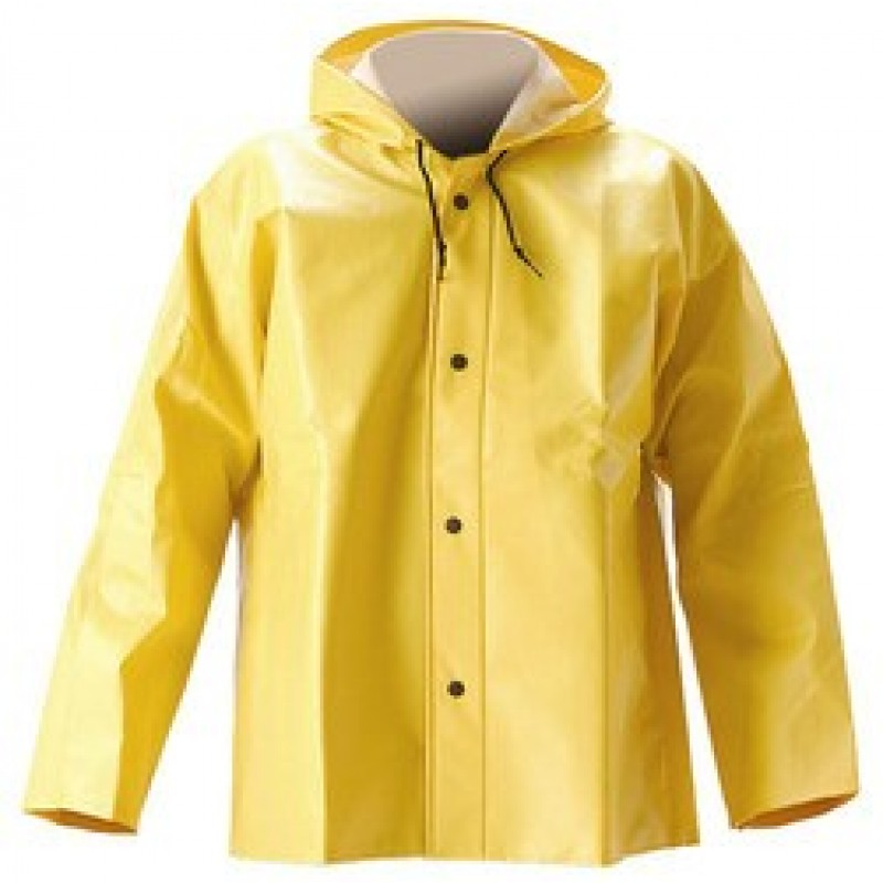 Onguard 76034 Webtex Rain Jacket with Attached Hood