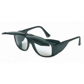 Uvex Horizon Safety Glasses with Shade 5.0 Flip-Up Lens