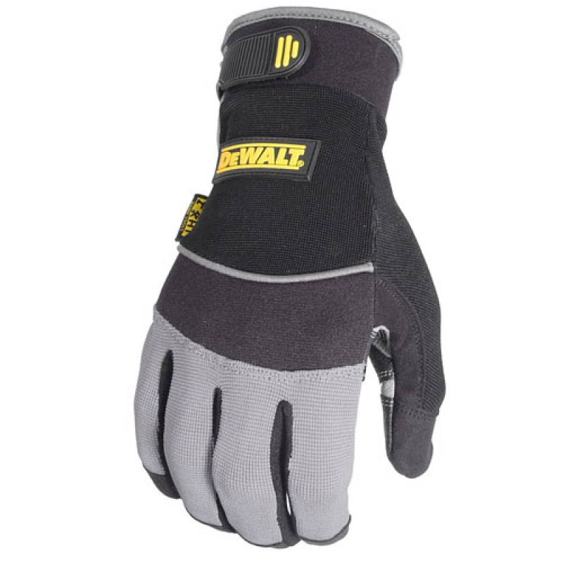 DeWalt DEPG210 All Purpose Synthetic Padded Palm Performance Glove - Radians - Enviro Safety Products, envirosafetyproducts.com