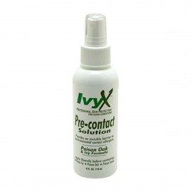 CoreTex Ivy X Pre-Contact Poison Oak & Ivy Barrier - 4oz. Gel Tottle (Case of 12)