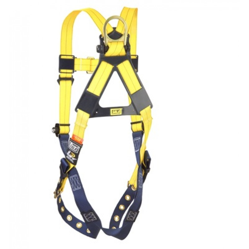 delta vest style fall protection harness delta vest style fall fall protection harness and lanyard at Fall Protection Harness