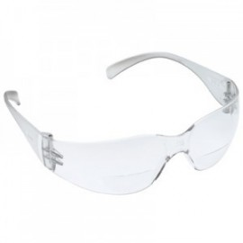 AO Safety Virtua Readers Safety Glasses - Clear Anti-Fog Lens (Case of 20)