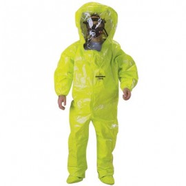 Tychem TK Encapsulated Suit with Expandable Back