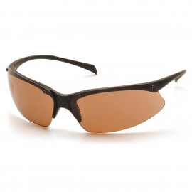 Pyramex PMX5050 Carbon Finish Frame/Bronze Lens (1 Box of 12)