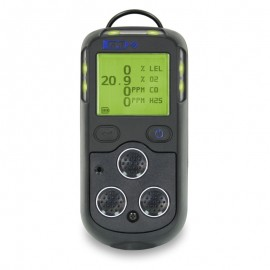 3M Scott GMI PS200 4-Gas Detector (64041) with No Pump