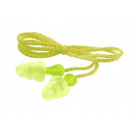 3M™ Tri-Flange™ Cloth Corded Earplugs P3001 400 EA/Case