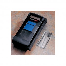Draeger 6406580 Plastic Detector Chip Detects Ethylene Oxide 0.4 to 5.0 ppm (Chip Only)