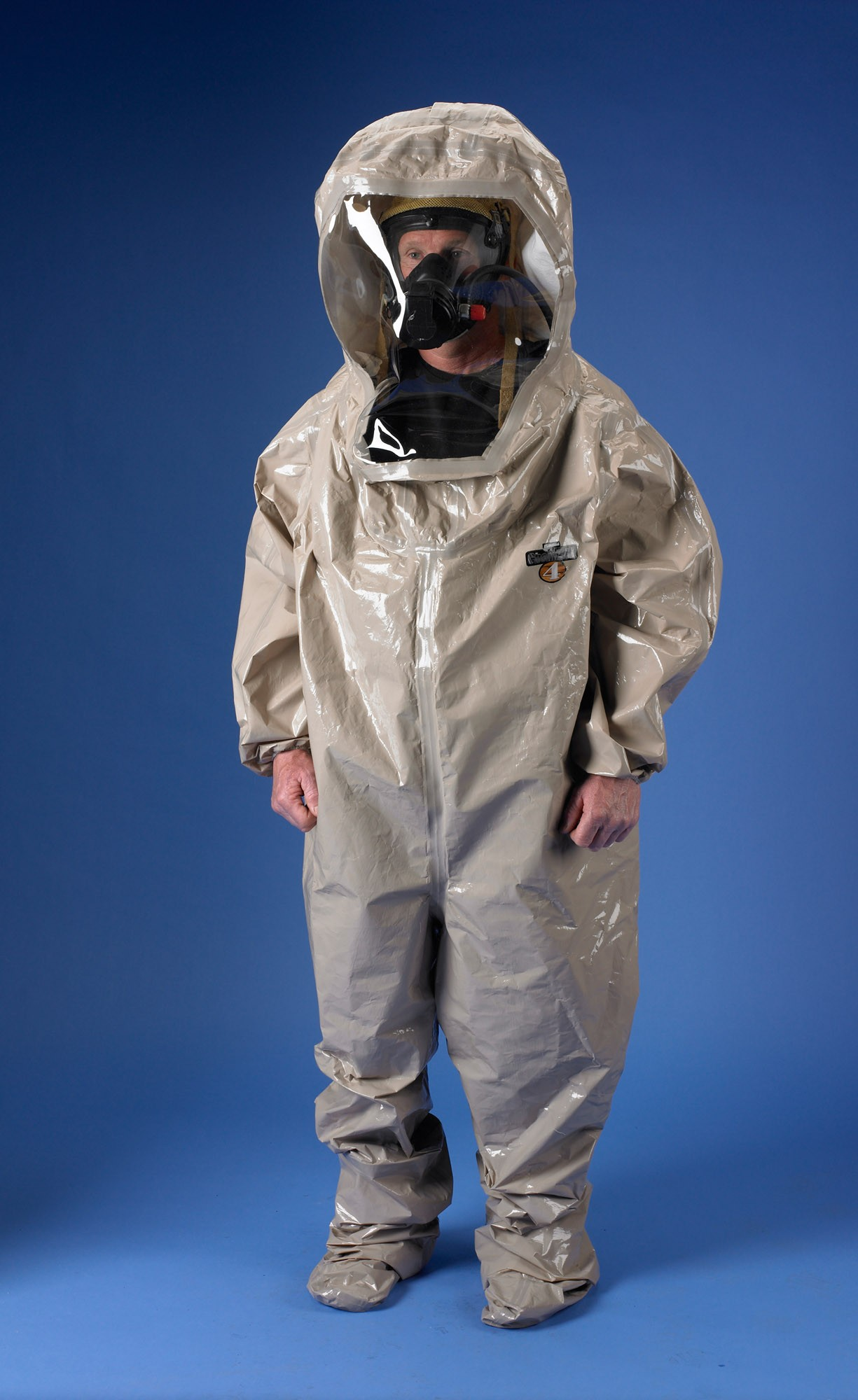 Chemmax 4 Encapsulated Suit