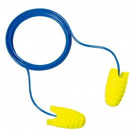 3M™ E-A-Rsoft™ Grippers™ Earplugs 312-6001, Corded, 200 Pair