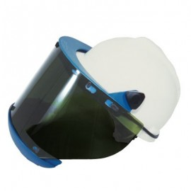 CPA Arc Flash Face Shield with Chin Cup
