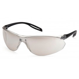 Pyramex  Neshoba  Black Temples/ IndoorOutdoor Lens  Safety Glasses  12/BX