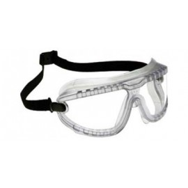 3M™ Lexa™ Splash GogglesGear™ Safety Goggles 16644-00000-10 Clear Lens, Medium