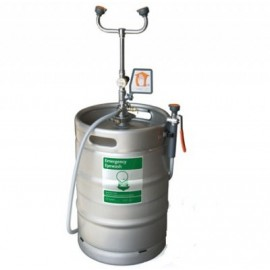 Guardian G1562 15 Gallon Standard Keg Eyewash