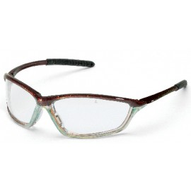 MCR Shock Safety Glasses Clear Anti-Fog Lens