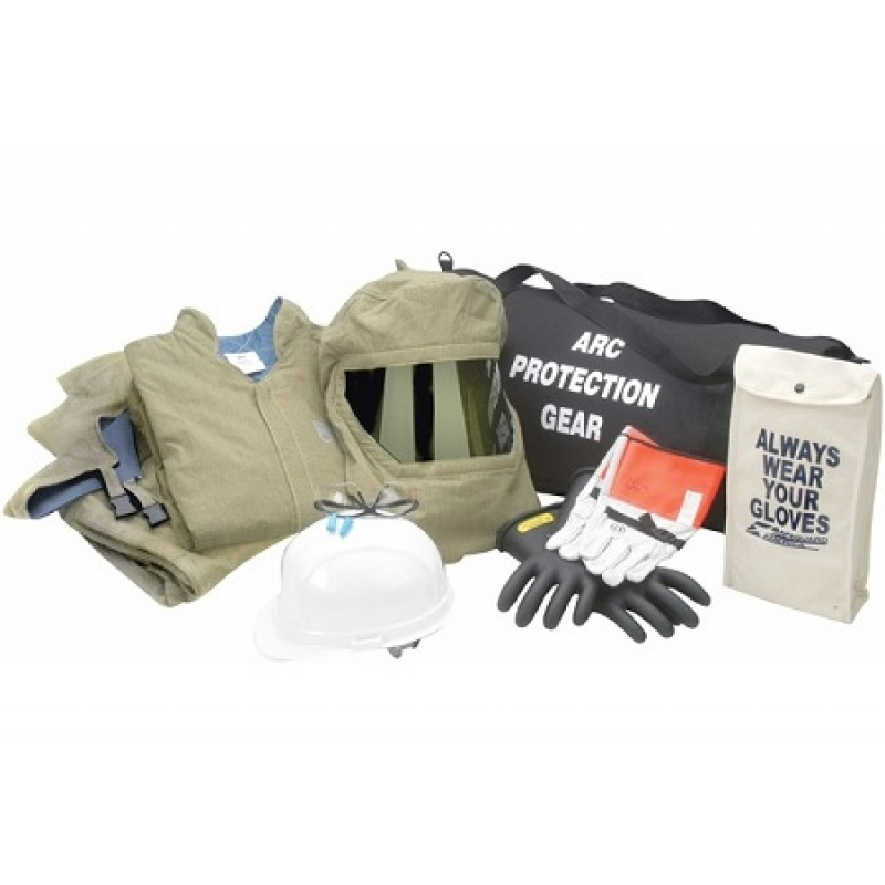 Flame Resistant Arc Flash Protection Kit