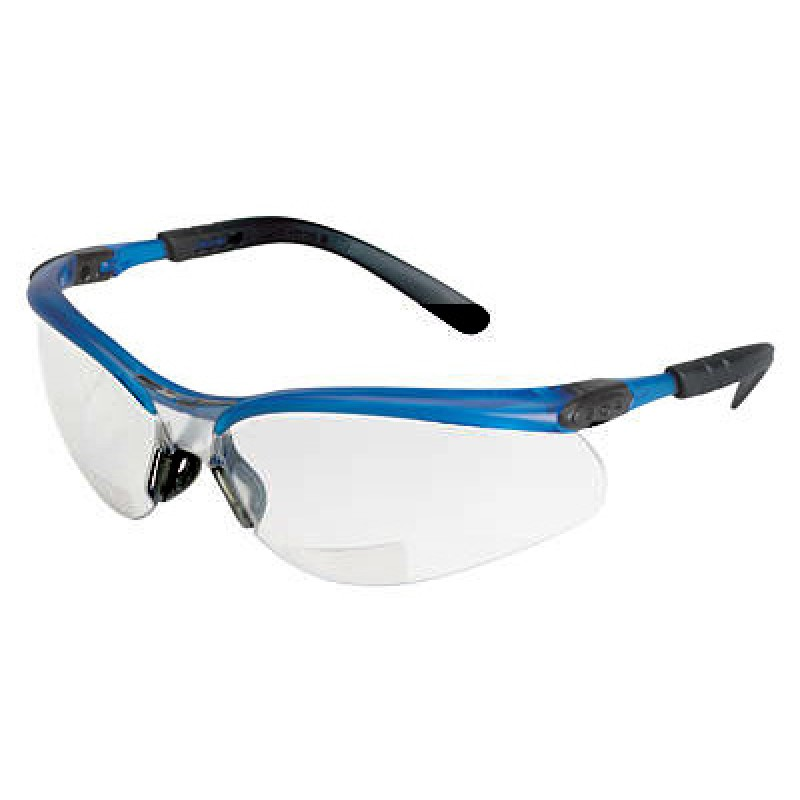 BX Bifocal Safety Glasses with Indoor/Outdoor Lens