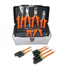 Salisbury 12 Piece Tool Kit Hybrid Vehicles Hybrid Tool Kit; - 1 EA