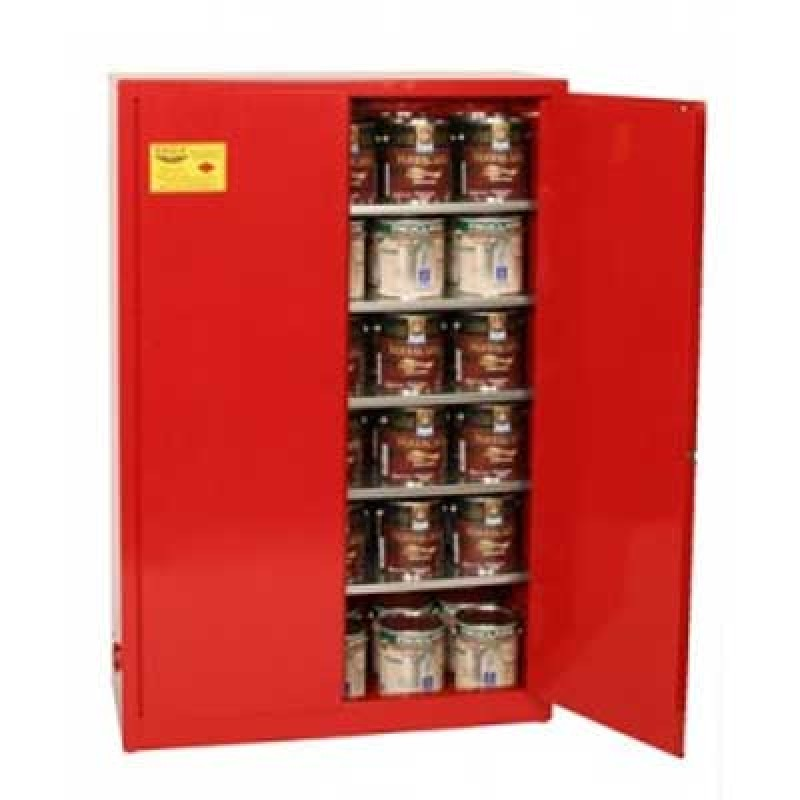 Ink And Paint Safety Storage Cabinet 60 Gallon Eagle
