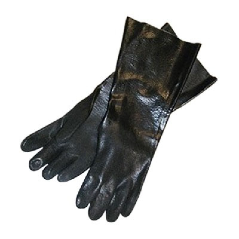 MCR 6528S Double Dipped PVC Glove-18 Inch