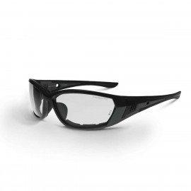 Radians 710 Clear AntiFog Gray Safety Glasses 12 PR/Box