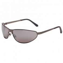 Uvex Tomcat Safety Glasses - Silver Mirror Lens