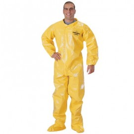 Lakeland BR Coveralls with Elastic Wrists and Overboots