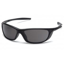 Pyramex  Azera  Black Frame/Gray Lens  Safety Glasses  12/BX