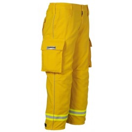 Lakeland Tecasafe Plus Lakeland OSX Wildland Fire Pant, Yellow