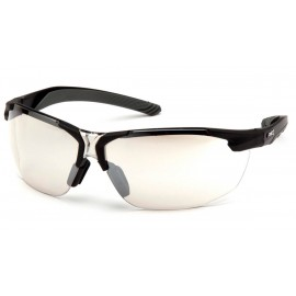 Pyramex  FlexZone  Black Frame/ IndoorOutdoor Lens  Safety Glasses  12/BX