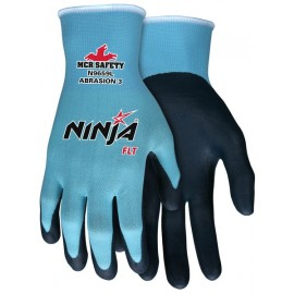 MCR N9659 Safety® Ninja FLT Work Glove 12 Pairs