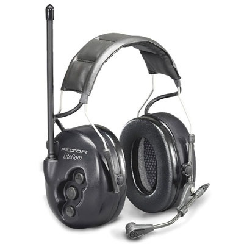Peltor LiteCom 2-Way Radio Headset