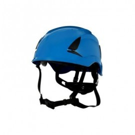 3M™ SecureFit™ Safety Helmet, X5003-ANSI,  Blue (Case of 10)