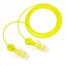 3M™ Tri-Flange™ Corded Earplugs P3000 (1 Pair)
