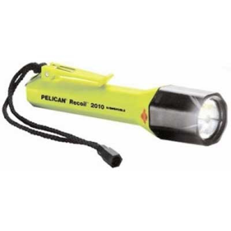 Pelican SabreLite 2010 Recoil LED Flashlight