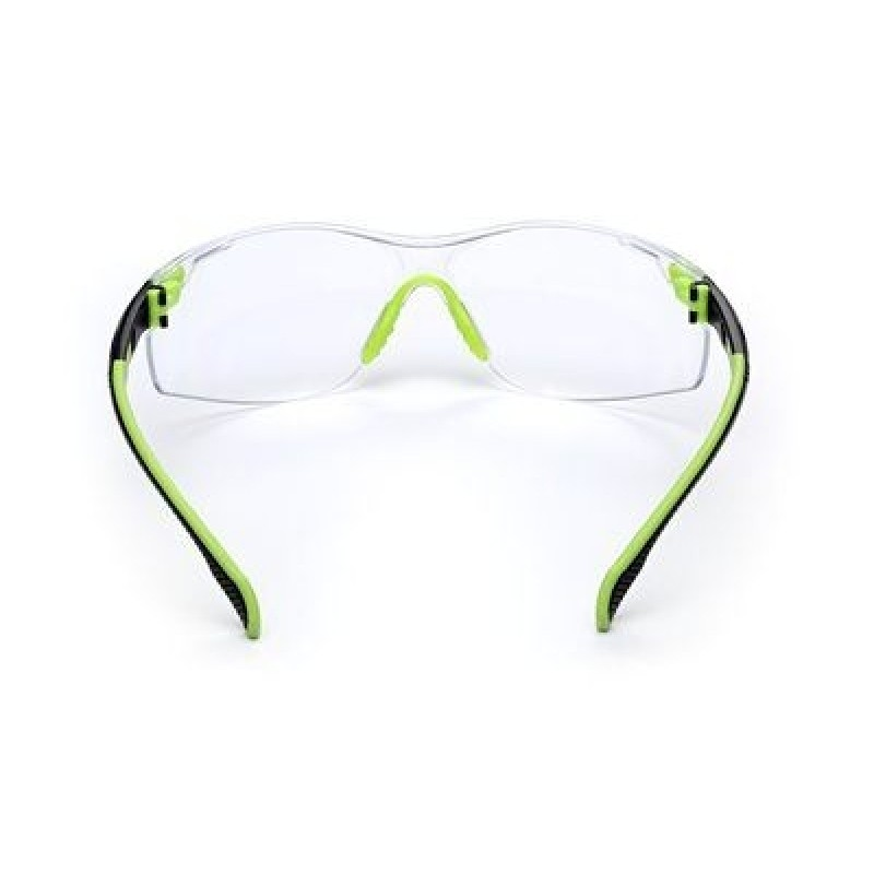 ... 3M Solus 1000-Series Safety Glasses S1201SGAF-KT Kit Foam Strap Green- Black ... 86b0440c1df5