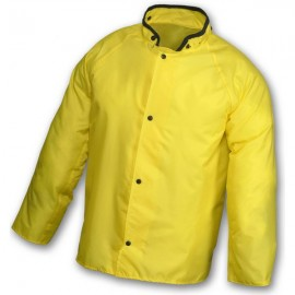 Tingley J21207.4X Eagle Jacket Yellow Storm Fly Front Hood Snaps