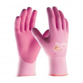 PIP 34-8264/XL ATG Seamless Knit Nylon / Lycra Glove with Ultra Lightweight Nitrile Coated MicroFoam Grip on Palm & Fingers XL 12 DZ