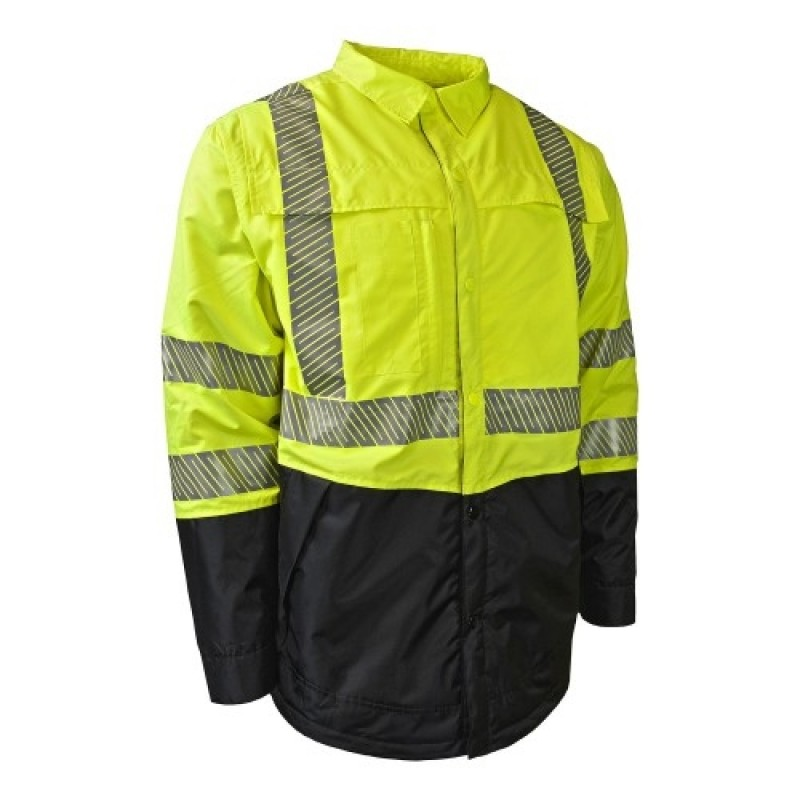 cb166c8ea Radians SJ03 Type R Class 3 Ripstop Quilted Wind Shirt