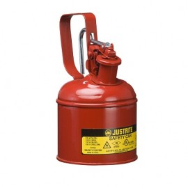 Justrite Type 1 Safety Can - 1 Quart