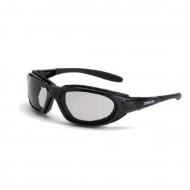 Radians Journey Man Indoor/Outdoor AntiFog Black Safety Glasses 12 PR/Box