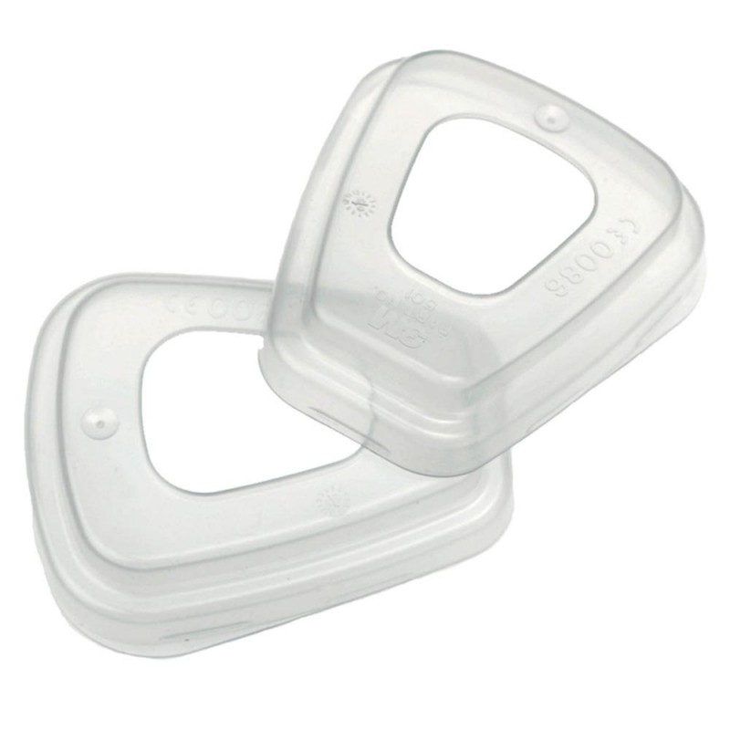 3M™ Filter Retainer 501, System Component (1 Pair)